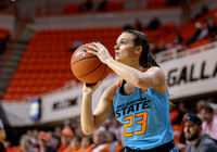 2018.11.30 OSU vs Texas State womens basketball