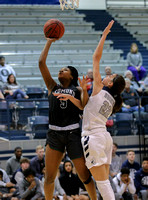 2018.12.04 Edmond North vs Edmond Santa Fe girls basketball