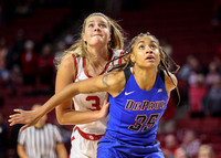 2018.12.09 OU vs DePaul womens basketball