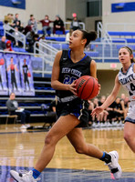 2019.01.25 Deer Creek vs Trinity Christian girls basketball